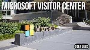 microsoft siege social seattle microsoft visitor center