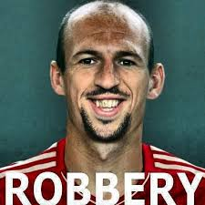 Robben Meme - what ll happen when arjen robben and franck ribéry fuse together as