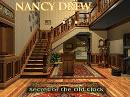 buy nancy drew secret of the old clock her interactive