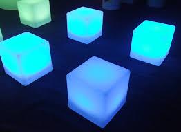 led cubes led furniture hire led bar hire led cube hire led cube seats and