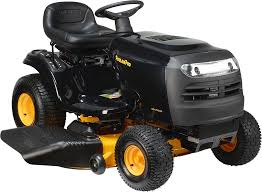 riding mowers poulan pro
