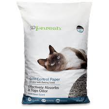 so phresh odor control paper pellet cat litter petco