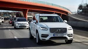 bureau cars volvo cars uber to develop autonomous driving cars rs 2004 cr project