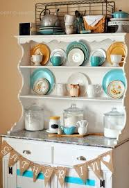 kitchen hutch decorating ideas get 20 hutch decorating ideas on without signing up