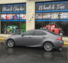 lexus rims bubbling lexus is 250 wrapped in avery matte charcoal grey hod gfx dmv