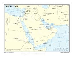 middle east map united nations gulf or cais archaeological news