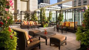 Rooftop Patio Design Modern Rooftop Terrace Feat Patio Design Also Small Pergola Also