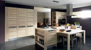 idee cuisine ilot central deco maison moderne