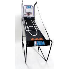 so classic sport x0604 indoor arcade hoops cabinet basketball game nba electronic single shot arcade basketball system gillyboo