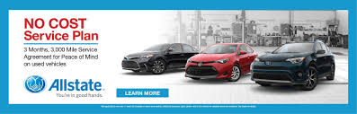 Used Car Bill Of Sale No Warranty by Serra Toyota Of Decatur New U0026 Used Toyota Cars Decatur Al