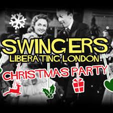 swingers liberating london christmas party brixton jamm