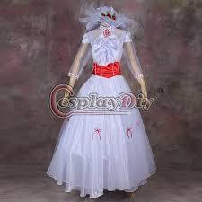 Umbrella Halloween Costume Customized Mary Poppins Princess Costume Movie Cosplay Costume