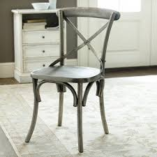metal dining chairs foter