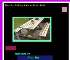 Build A Picnic Table Cheap by How To Build A Picnic Table Easy 142925 The Best Image Search