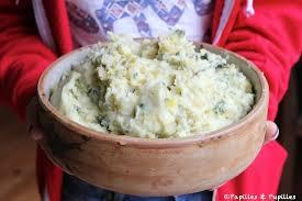 comment cuisiner un choux vert purée de pommes de terre au chou vert où comment faire manger du
