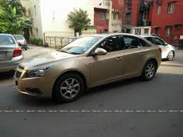 used chevrolet cruze 2 0 ltz mt bs4 in south west delhi 2010 model