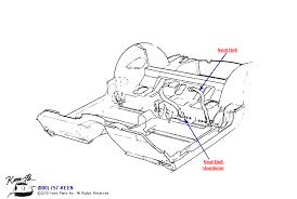 1968 corvette seats 1966 corvette seat belts parts parts accessories for corvettes