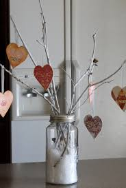 Homemade Valentine Decorations Ideas by Valentine U0027s Tree 30 Diy Valentine Decoration Ideas Valentine U0027s