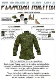 Uniform Flag Patch Uniforms
