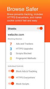 adblocker apk brave browser fast adblocker apk 1 0 42 only apk file
