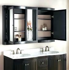 Bathroom Mirror Storage Bathroom Mirrored Medicine Cabinet Upandstunning Club