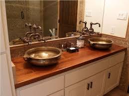Copper Bathroom Vanity by Alternative Transparent Bathroom Vanities Luxury Bathroom Design