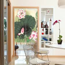 Doorway Privacy Curtains 33 55 Style Doorway Curtain Canvas Room Door Privacy