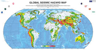 Weather Usa Map Heartland Danger Zones Emerge On New Us Earthquake Hazard Map