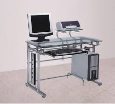Office Desk Workstation by Computer Table Metal Computer Desk Wooden Home Office Writing