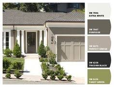 home exterior in sherwin williams perfect greige google search
