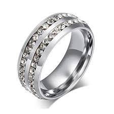 gold nice rings images Aiyo nice titanium stainless steel wedding bands jpg