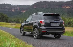 2016 subaru forester interior 2016 subaru forester now on sale in australia from 29 990