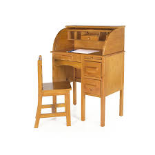 Roll Top Desk Oak Amazon Com Guidecraft Jr Roll Top Desk Light Oak G97300