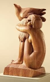 282 best carving images on carved wood sculptures and