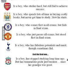 English Premier League Memes - 10 signs that you love the barclays english premier league too much