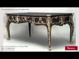 french antique desk louis xiv tables for sale youtube