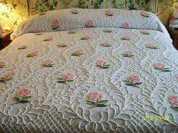 vintage bed spreads for sale vintage cabin craft needletuff