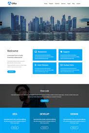 website templates free and premium html5 website templates