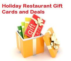 restaurant gift cards half price restaurant gift card deals list 2016 downriver restaurants