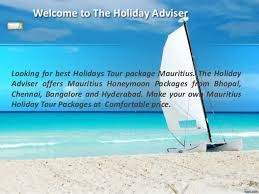 book mauritius tour packages
