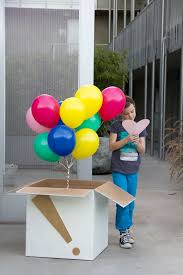 balloons in a box 10 creative ways to reveal a disney vacation