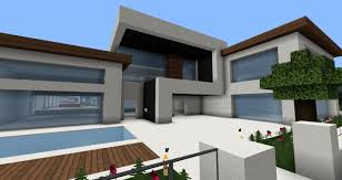 captivating modern house plans minecraft photos best inspiration