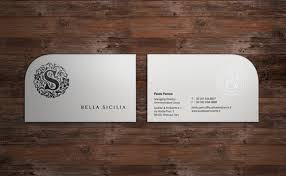Tips For Designing A Business Card Business Card Ideas For Artists Content Tips From Marketing