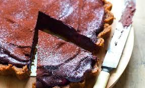julie cuisine recettes au chocolat truffée aux framboises par julie andrieu