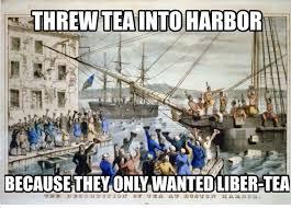 Tea Party Memes - boston tea party meme 盪 make me happy