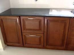 Kitchen Cabinets Kochi Modular Kitchen American Walnut Finish Kochi Youtube