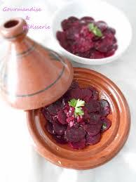 cuisiner des betteraves salade de betteraves à la marocaine gourmandise pâtisserie