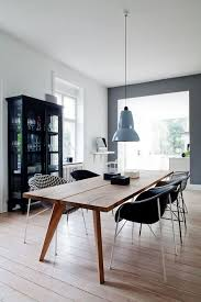 ronan extension table and chairs minimal design chairs and table black white gray kitchen
