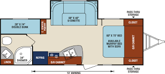 Front Living Room 5th Wheel Floor Plans New Rv Camper Sales In Iowa