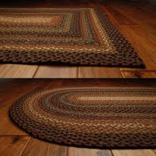 Solid Black Area Rugs Braided Area Rug Roselawnlutheran
